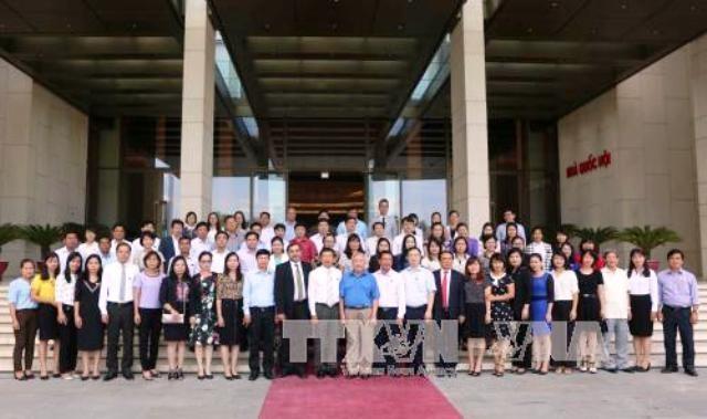 Состоялась конференция о дипломатических навыках для молодых депутатов парламента - ảnh 1
