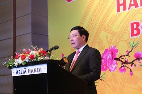 Вьетнам вносит активный вклад в разрешение региональных и глобальных вызовов   - ảnh 1