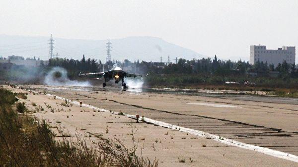 Система ПВО авиабазы Хмеймим в Сирии сбила 6 беспилотников боевиков - ảnh 1