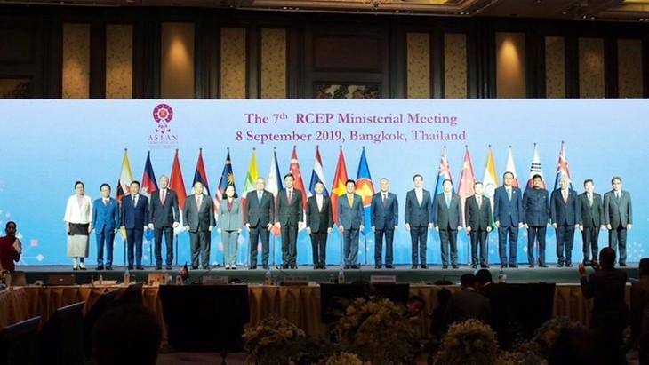 Следующие переговоры по RCEP пройдут во Вьетнаме - ảnh 1