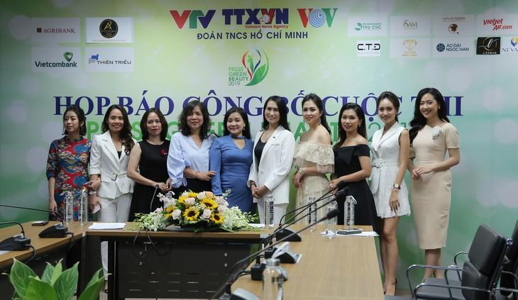 Press Green Beauty 2019: Действия журналистов за зеленую окружающую среду - ảnh 1