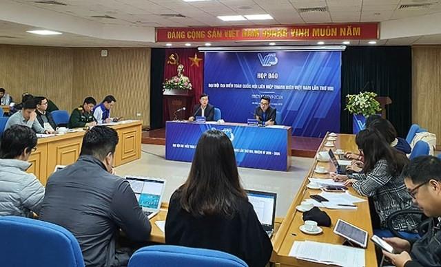 В Ханое пройдет 13-й всереспубликанский Съезд Союза вьетнамской молодежи созыва 2019-2024 гг. - ảnh 1