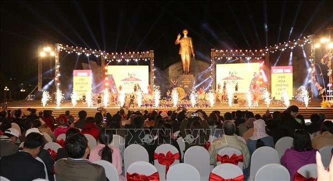 В городе Плейку прошла 3-я церемония празднования Дня вьетнамского кофе - ảnh 1
