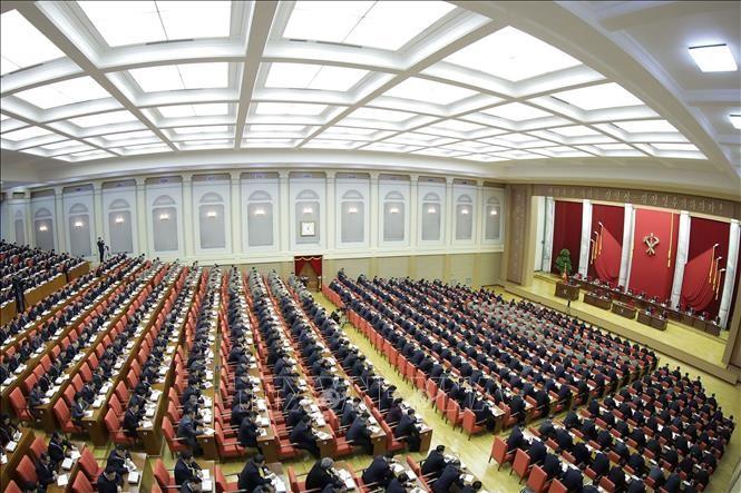 В КНДР обсуждают важные политические вопросы страны - ảnh 1