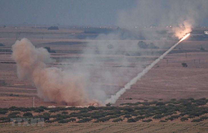 Вооруженный конфликт между Турцией и Сирией все больше обостряется - ảnh 1