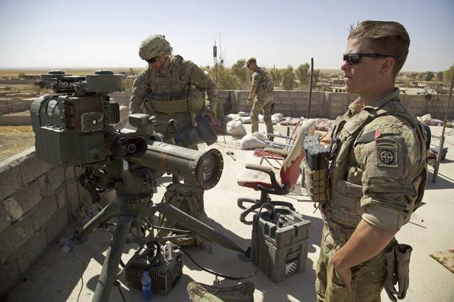 США и Ирак обсудили вывод иностранных войск из Ирака - ảnh 1