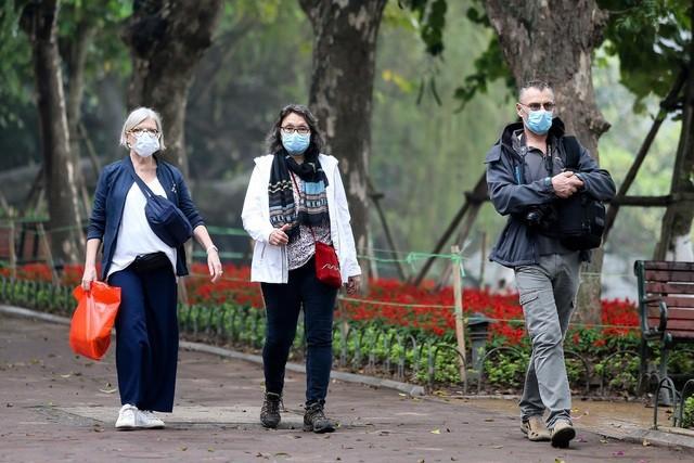 В первом квартале 2020 года число иностранных туристов во Вьетнаме снизилось более чем на 18% - ảnh 1