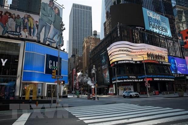 В Нью-Йорке из-за коронавируса отложат президентские праймериз - ảnh 1