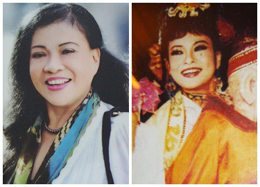 Народная артистка Дам Лиен – «яркая звезда» вьетнамского традиционного сценического искусства «туонг» - ảnh 1
