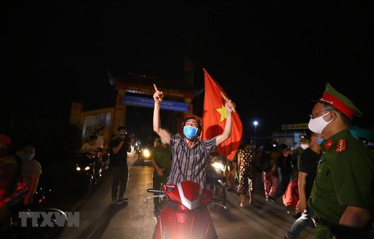 Южнокорейские СМИ высоко оценил успех Вьетнама в борьбе с Covid-19 - ảnh 1