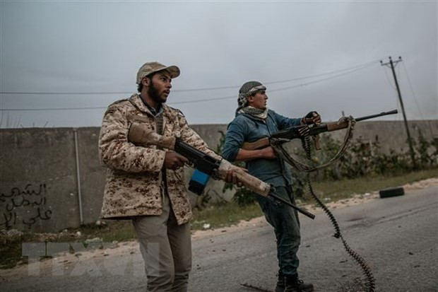 Россия и ОАЭ поддержали инициативу по прекращению огня в Ливии - ảnh 1