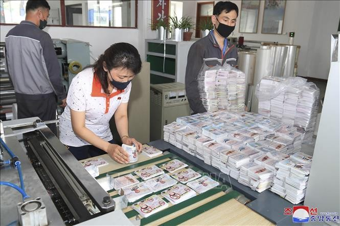 КНДР не намерена пересматривать план по распространению листовок в Республике Корея - ảnh 1