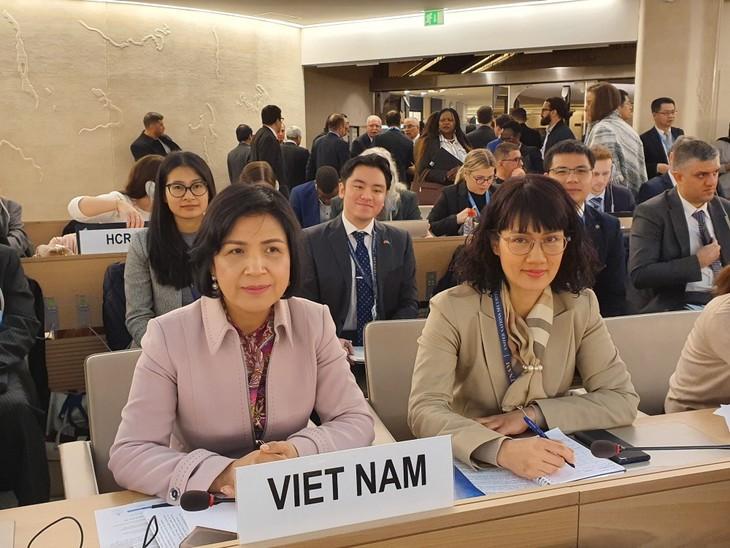Cовет ООН по правам человека активизирует работу, направленную на соблюдение прав человека - ảnh 1