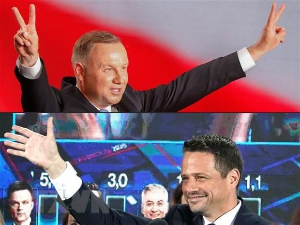 В Польше пройдет второй тур президентских выборов - ảnh 1