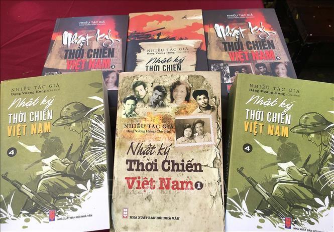 В свет вышел сборник «Дневник вьетнамской войны» - ảnh 1