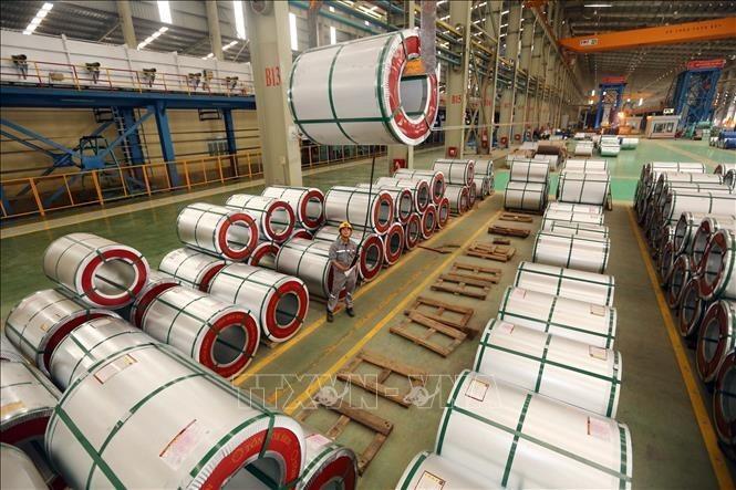 Министерство промышленности и торговли Вьетнама потребовало от Филиппин прекратить три дела по применению защитных мер в отношении стальной продукции Вьетнама - ảnh 1