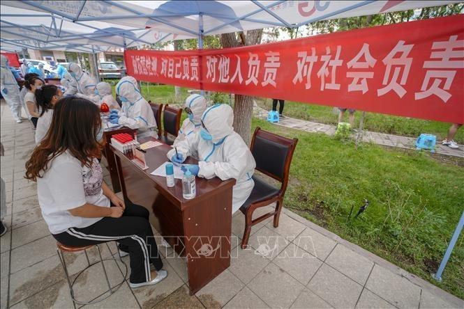 Ситуация с пандемией Сovid-19  в некоторых странах мира - ảnh 1