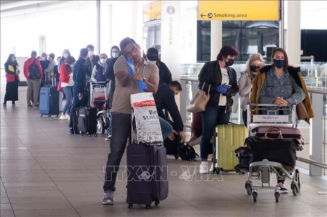 Великобритания предупредила о возможном введении ограничения на въезд в страну - ảnh 1