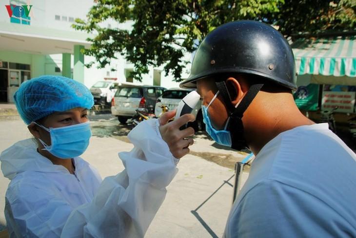 Во Вьетнаме выявлены ещё 4 случая Сovid-19 среди населения - ảnh 1