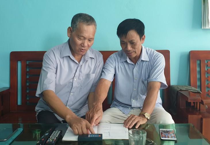 О Нгуен Ань Дыонге, который уже 10 лет ищет останки своих однополчан - ảnh 1