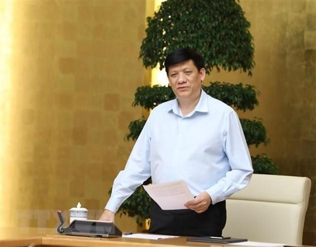 Минздрав СРВ провел видеоконференцию по повышению профессионального уровня врачебных учреждений - ảnh 1