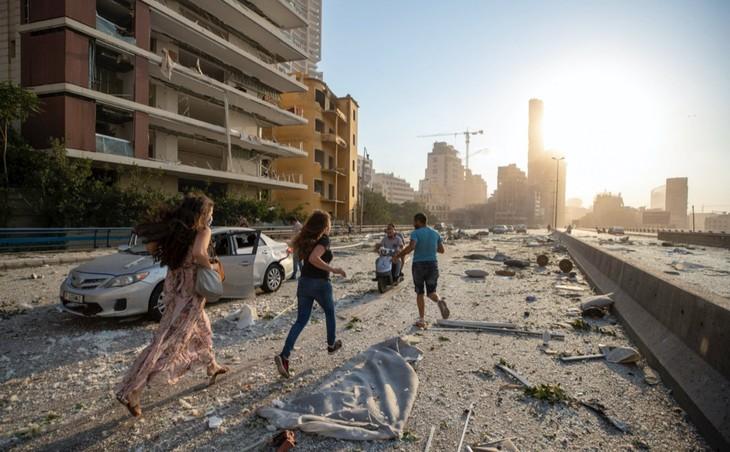 Число погибших при взрывов в Бейруте превысило 100 человек - ảnh 1