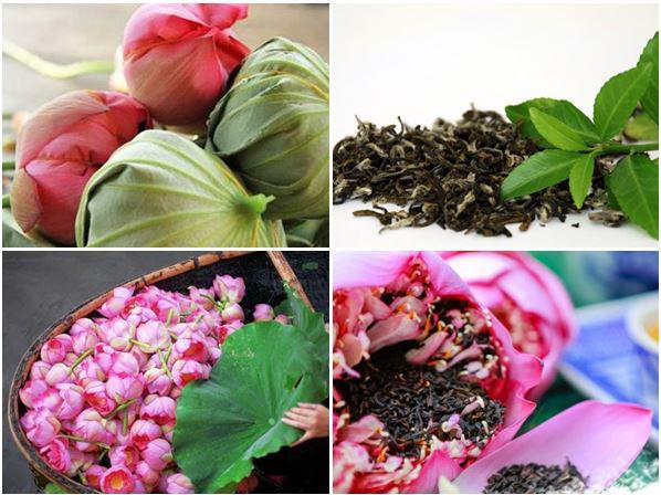 Искусство ароматизации чая лотосом во Вьетнаме  - ảnh 1