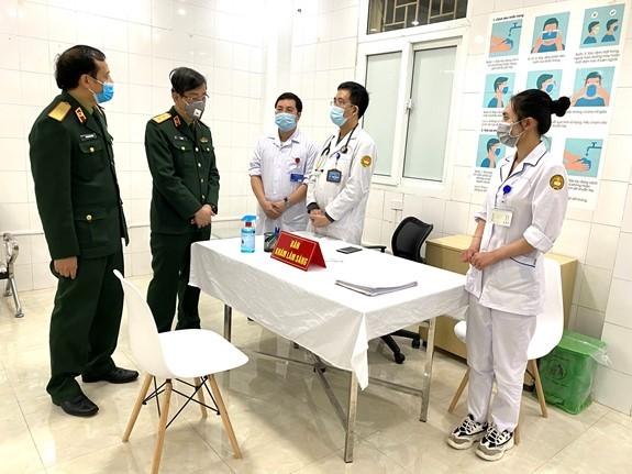Вьетнам перешел ко 2-й стадии клинических исследований вакцины от Covid-19 собственного производства - ảnh 1