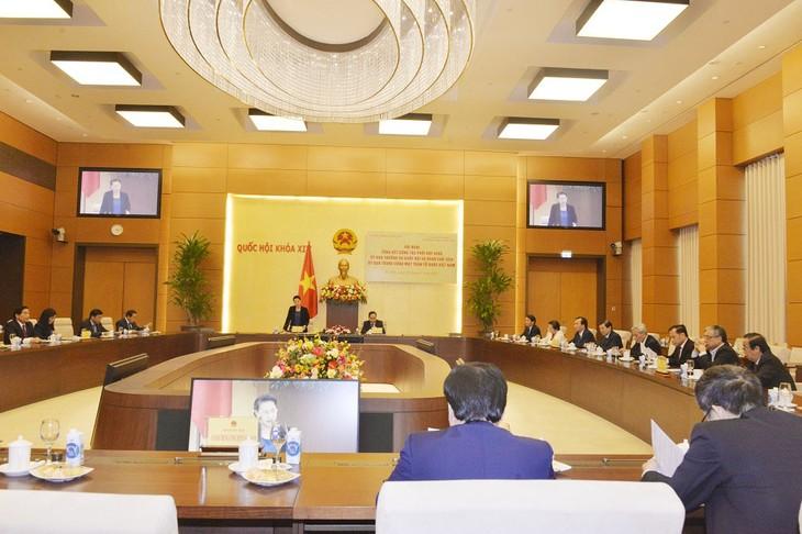 Необходимо активизировать взаимодействие между ПК Нацсобрания и Президиумом ЦК ОФВ - ảnh 1