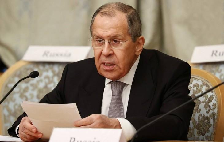 Лавров заявил, что Договор о дружбе с Китаем будет продлен - ảnh 1