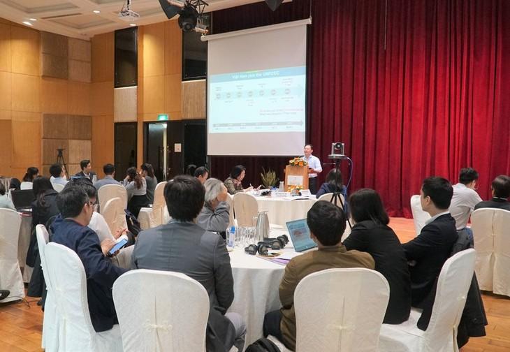 Необходимо активизировать применение возобновляемых источников энергии для устойчивого развития во Вьетнаме - ảnh 1