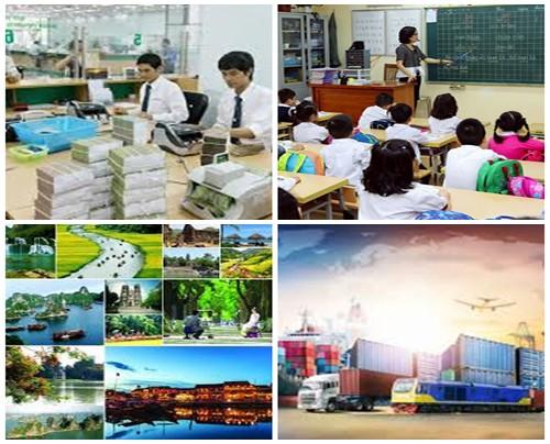 Ziel: Wachstum des Dienstleistungssektors erreicht sieben bis acht Prozent - ảnh 1