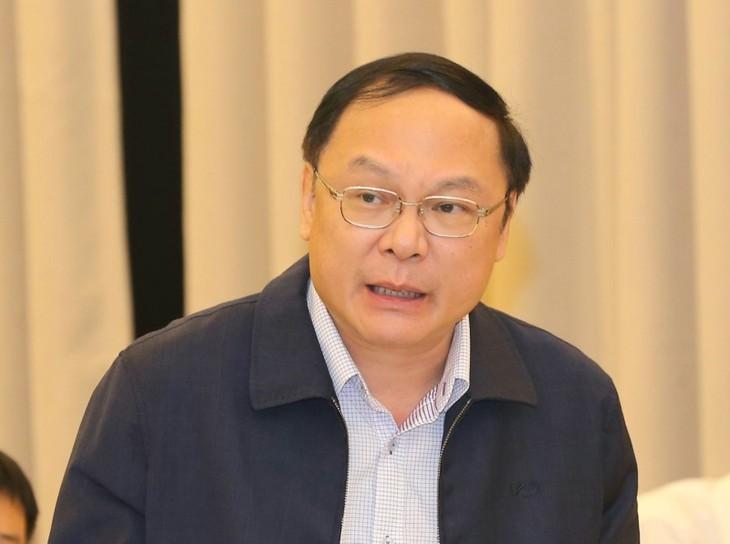 Активизация проекта по оказанию помощи Вьетнаму в реализации Парижского соглашения - ảnh 1