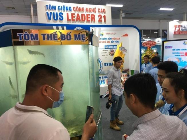 Вьетнамская креветочная промышленность стремится к 2021 г. достичь объема экспорта креветок в $4 млрд. - ảnh 1