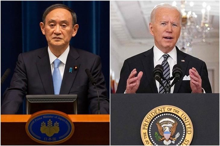 Президент США и премьер-министр Японии сошлись во мнении по многим вопросам - ảnh 1