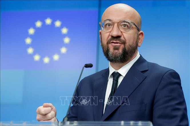 ЕС назначил дату организации очного саммита в Брюсселе - ảnh 1