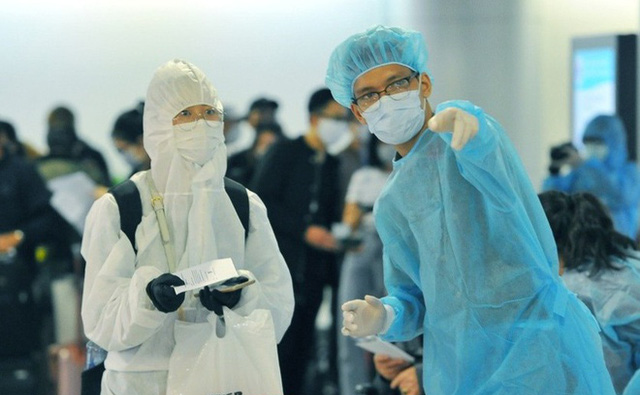 Во Вьетнаме выявлены 8 новых случаев заражения Covid-19 - ảnh 1