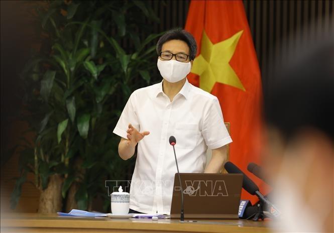 Ву Дык Дам: Не допустить распространения эпидемии в промышленных зонах - ảnh 1