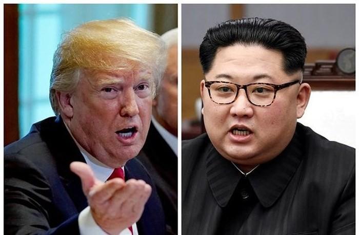 미국과 조선, 정상회담 관련 판문점 회합 - ảnh 1