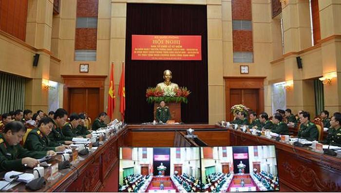 국방의 날 66주년 기념식, 하노이 3월 1일 진행 예정 - ảnh 1