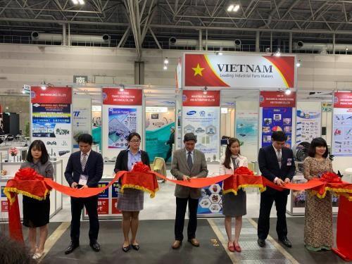 베트남 기업들, 일본 제조산업 전시회에 참가 - ảnh 1
