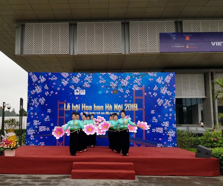 Hà Nội lần đầu tiên tổ chức Lễ hội hoa Ban - ảnh 1