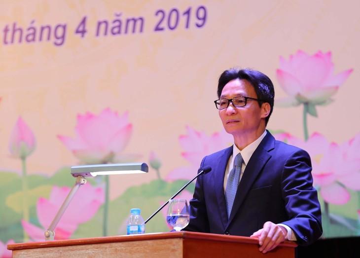 Phó Thủ tướng Vũ Đức Đam: Dự án Kinh điển phương Đông mang tầm vóc lịch sử - ảnh 2