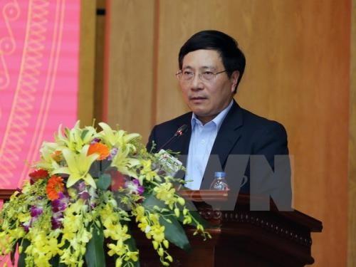 Việt Nam đề cao việc tuân thủ luật pháp quốc tế và tăng cường quan hệ đối tác toàn cầu - ảnh 1