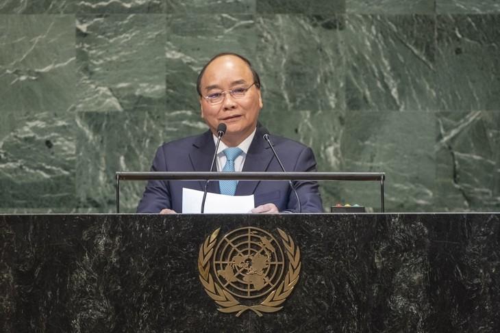 """""""Đối tác vì Hòa bình bền vững: VN sẵn sàng đóng góp tích cực cho nỗ lực chung của quốc tế vì hòa bình, an ninh"""" - ảnh 1"""