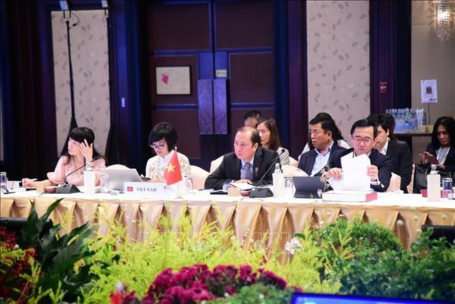 ASEAN chuẩn bị cho Hội nghị Cấp cao lần thứ 35 và các Cấp cao liên quan - ảnh 1