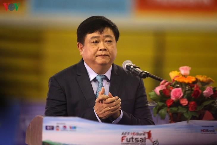 Khai mạc giải futsal HDBank vô địch Đông Nam Á 2019 - ảnh 2