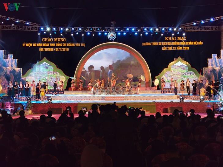 """Nhiều hoạt động trong Chương trình du lịch """"Qua những miền di sản Việt Bắc"""" 2019 - ảnh 1"""