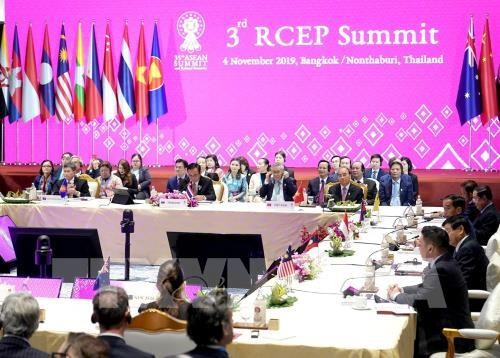 Nhiều kỳ vọng từ Hiệp định Đối tác Kinh tế Toàn diện Khu vực (RCEP) - ảnh 1