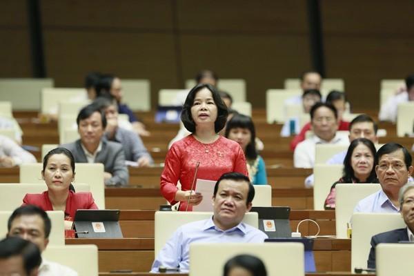 Quốc hội bắt đầu chương trình chất vấn - ảnh 2